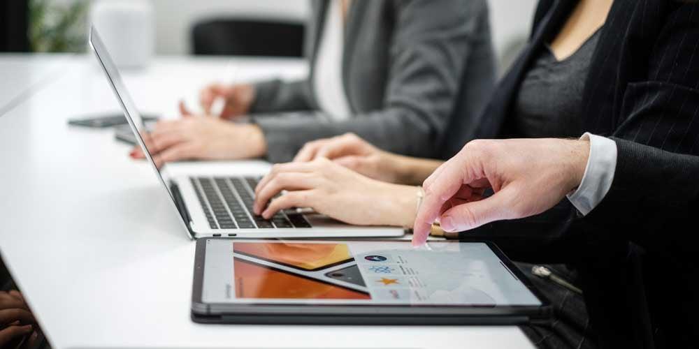 Das iPad Pro ist einfach in den Arbeitsalltag zu integrieren
