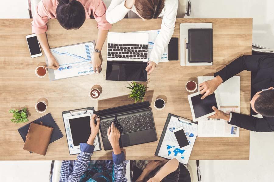 Unternehmen müssen den digitalen Arbeitsplatz langfristig in ihre Digitalisierungsstrategie einbinden