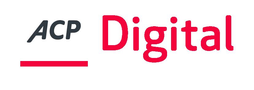ACP Holding Digital AG - Aus Informationen Zukunft gestalten