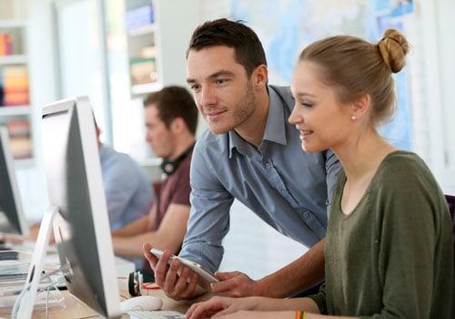 Lehre in der IT Branche