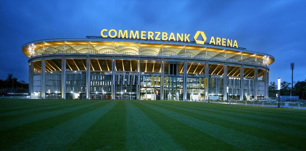 Commerzbank-Arena - Außenansicht 1-1