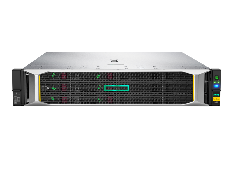 HPE StoreOnce 3620-System mit 24 TB