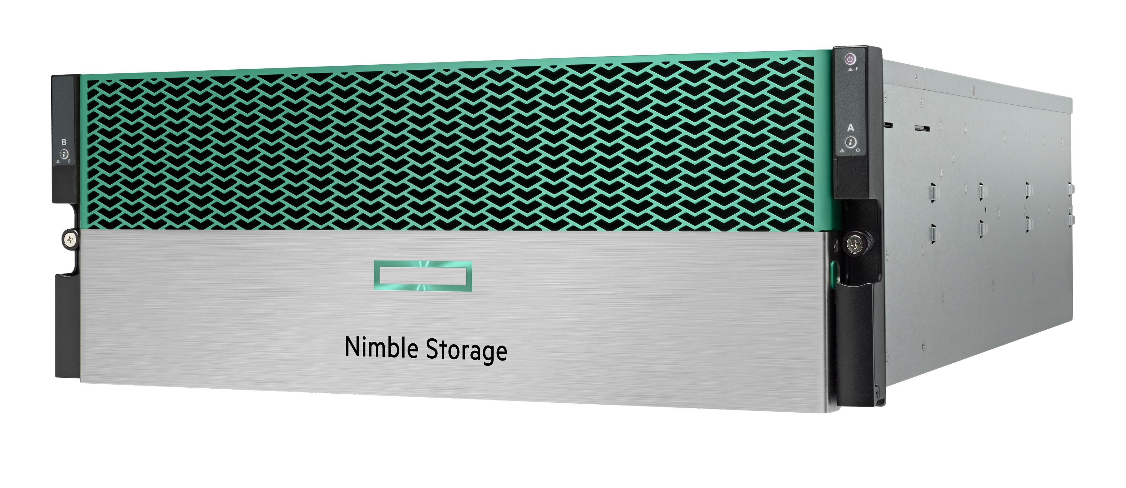 HPE Nimble Storage Adaptive Flash Arrays FL