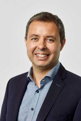 Franz Ortner - Experte für Robotic Process Automation bei ACP
