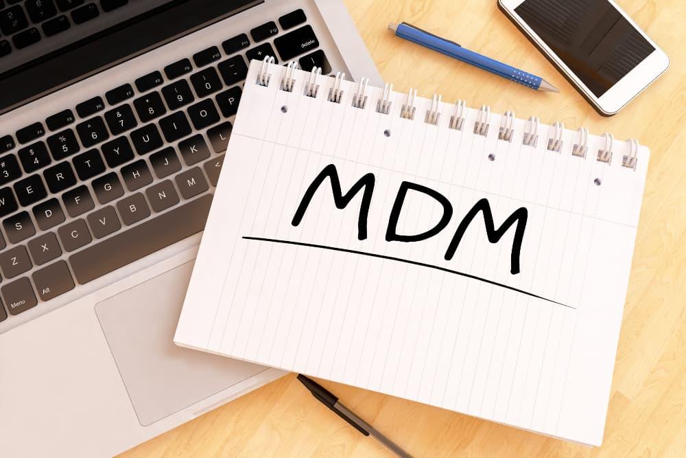 MDM Lösung_MacBook_Modern Workplace