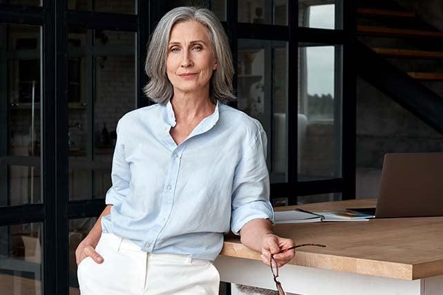 Doris Werner, Head of Finance