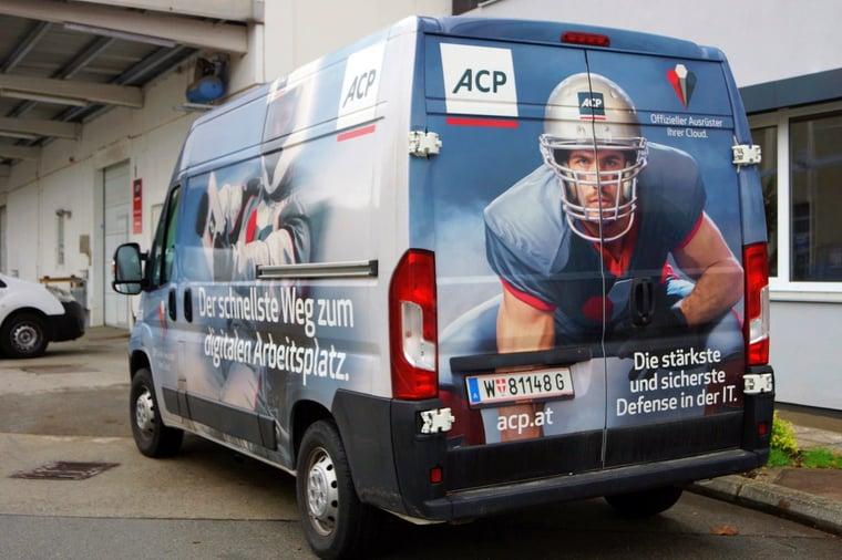 Managed Service Transporter der ACP-1