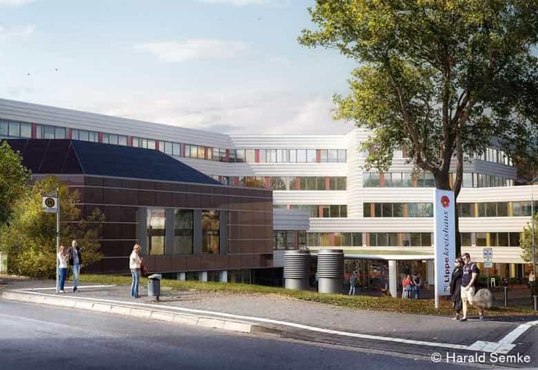 Kreis Lippe Storage Infrastruktur