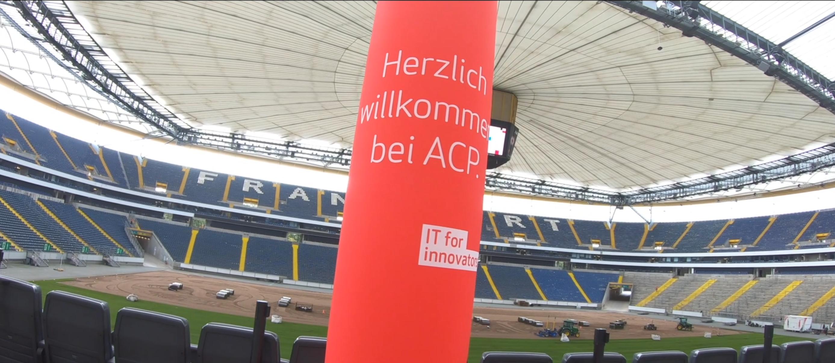 ACP IT Conference Frankfurt 2019