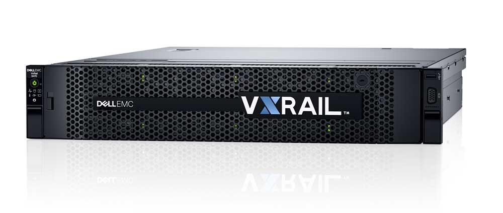 VxRail Hybrid Cloud Rechenzentren