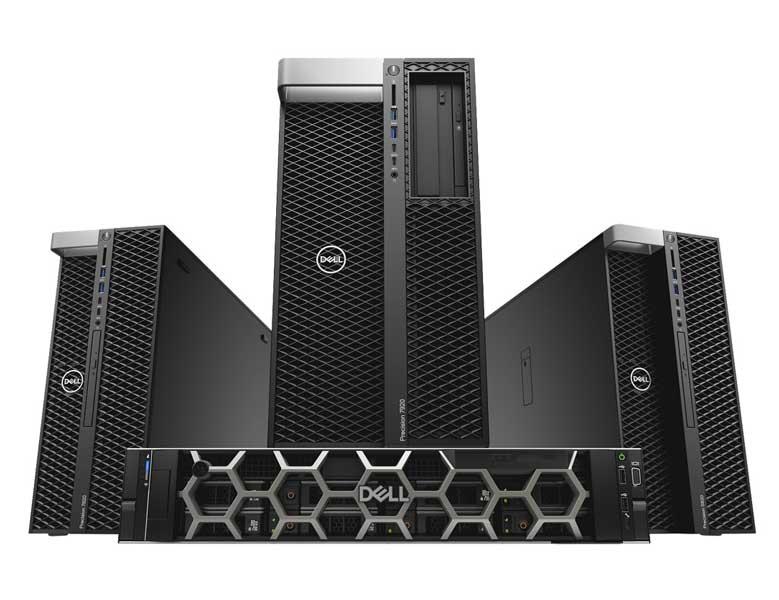Dell Precision Feststehende Workstations