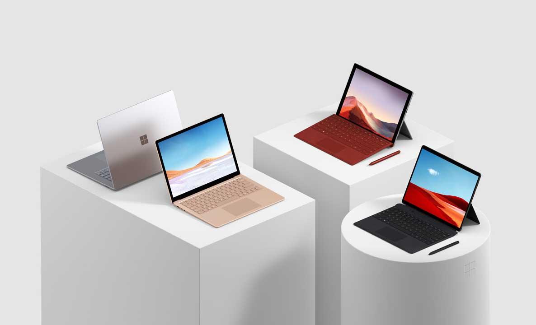 Microsoft-Surface-Family