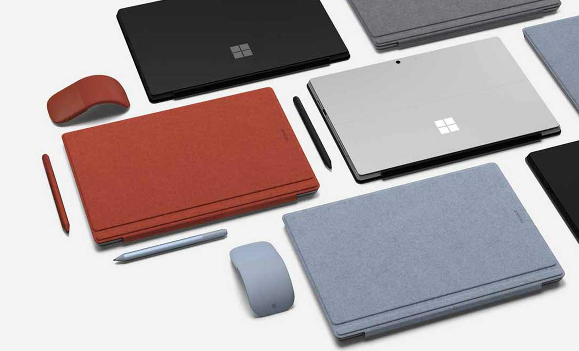 Microsoft-Surface-zubehoer-overview